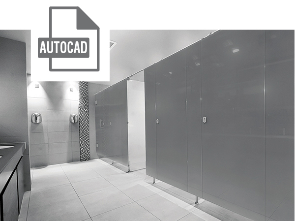 Air Cubicles AutoCad File