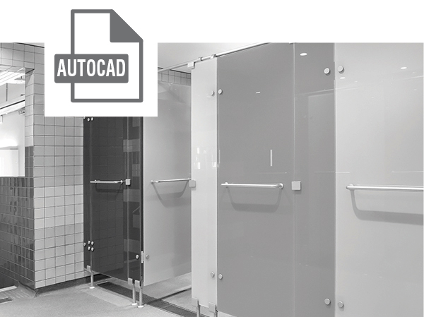 Cabrillant 600 Cubicles AutoCad File
