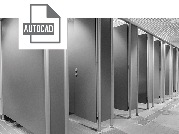 Classic Cubicles AutoCad File