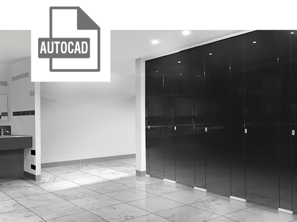 Cloud Cubicles AutoCad File