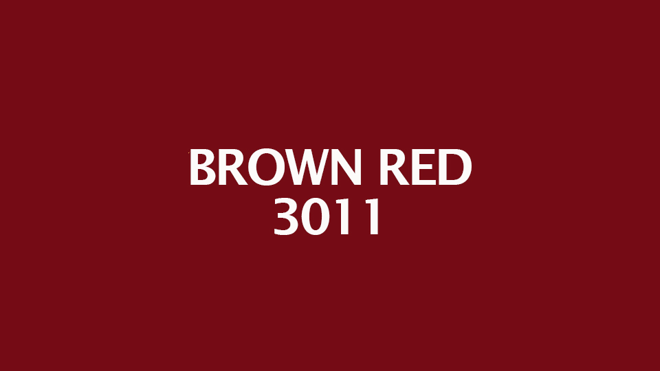 Brown Red 3011
