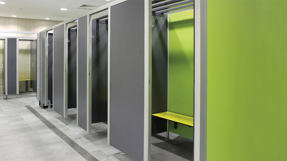 Marathon Conform Cubicles - Framed Cubicles