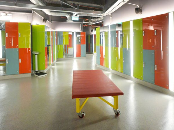 Lockers Laminate Lockers Dry Laminate Lockers Wet