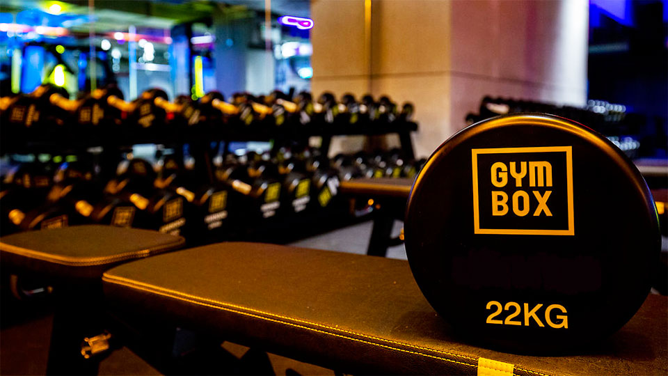Gymbox Cannon Green