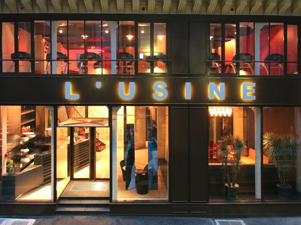L'Usine Paris Case Study