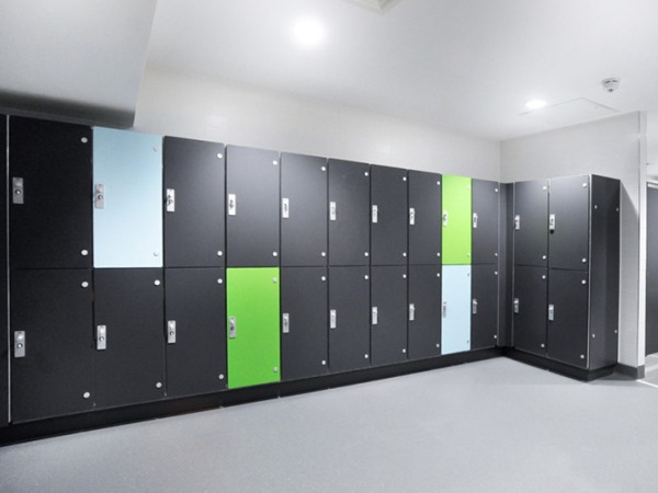 Marathon Laminate Lockers Dry