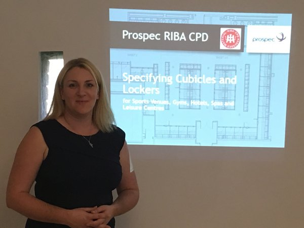 Meet Hannah Knight - the Business Development Manager at Prospec