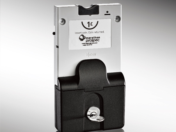 Prospec Removable Cylinder Single Coin Collect Lock
