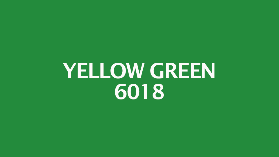 Yellow Green 6018